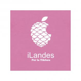 Tablier Ilandes Rose