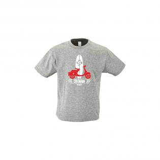 T-shirt gris Scoot B